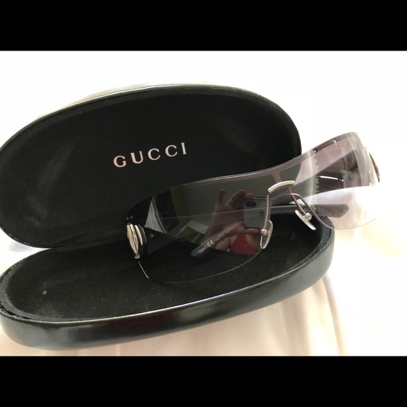 60bdcdb2de53 Gucci Accessories | Sunglasses Gg2712s Silver Gray | Poshmark